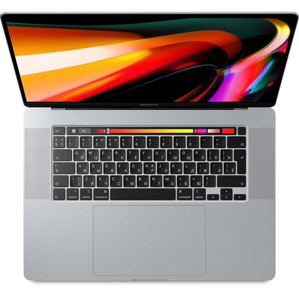 Apple MacBook Pro 16 2019 i7 2.6/16GB/512GB Silver MVVL2RU/A