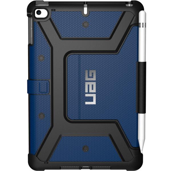 Чехол UAG Metropolis для iPad MINI 2019 синий (Cobalt)