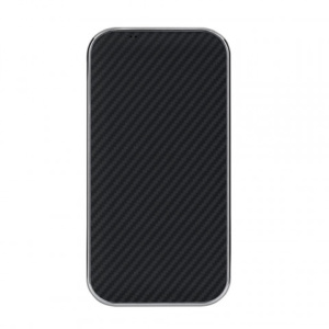 pitaka air essential shrome 1 300x300 - Беспроводная зарядка Pitaka Air Essentia для телефона, арамид/хром алюминий