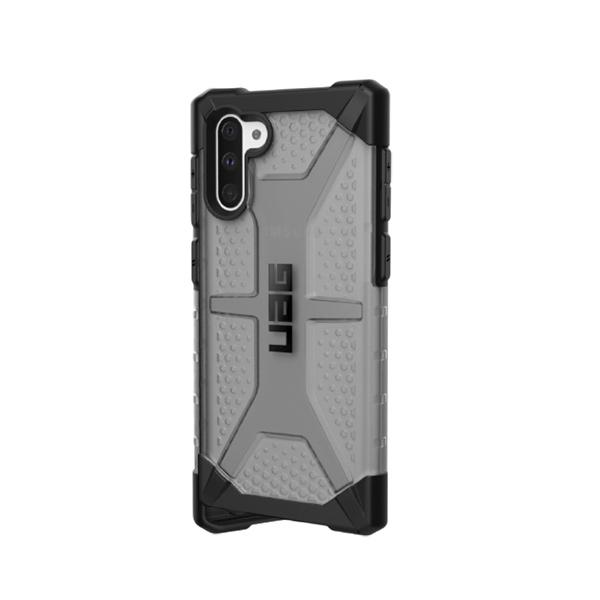 Чехол Uag Plasma для Samsung Note 10 тонированный (Ash)