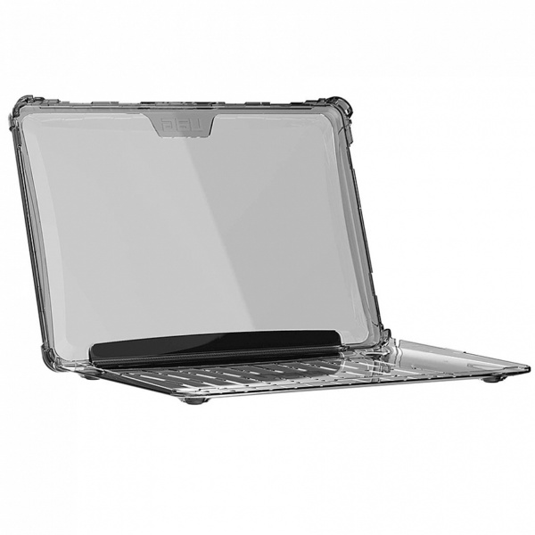 Чехол UAG Plyo для MacBook Air 13'' 2018 прозрачный (Ice)