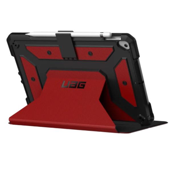 """Чехол UAG Metropolis для iPad 10,2"""" красный"""