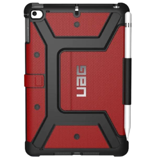 Чехол UAG Metropolis для iPad MINI 2019 красный (Magma)