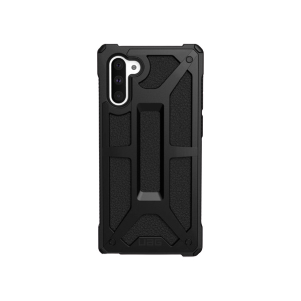 Чехол Uag Monarch для Samsung Note 10 чёрный (Black)