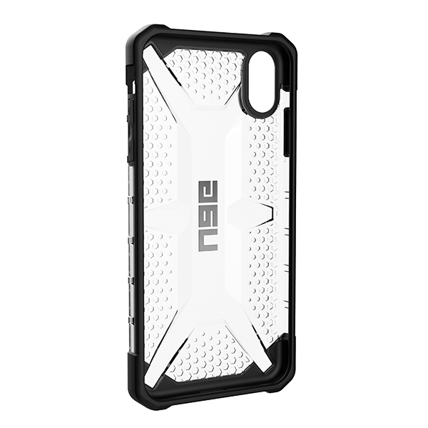 Чехол Uag Plasma для iPhone XS Max прозрачный (Ice)