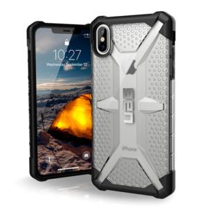 Чехол Uag Plasma для iPhone XS/X прозрачный (Ice)