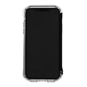 Чехол Element Case Rail бампер для iPhone 11/XR, прозрачный/черный (Clear/Black)