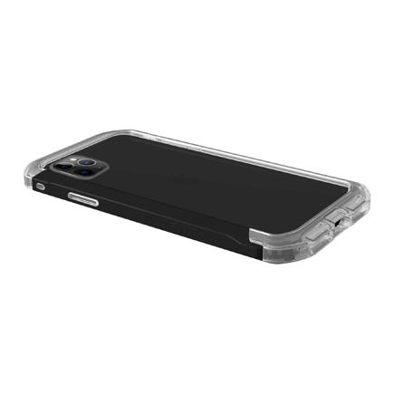 Чехол Element Case Rail бампер для iPhone 11 Pro/X/XS, прозрачный/черный (Clear/Black)