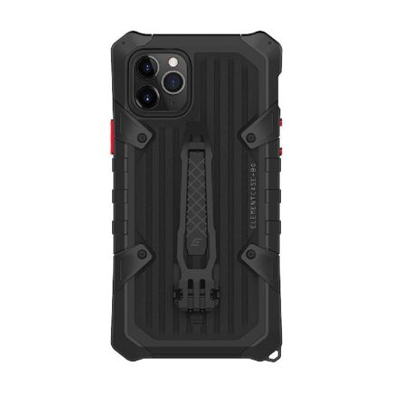 emt 322 224ex 01 1 - Чехол Element Case Black Ops Elite '19 чехол для iPhone 11 Pro, черный (Black)