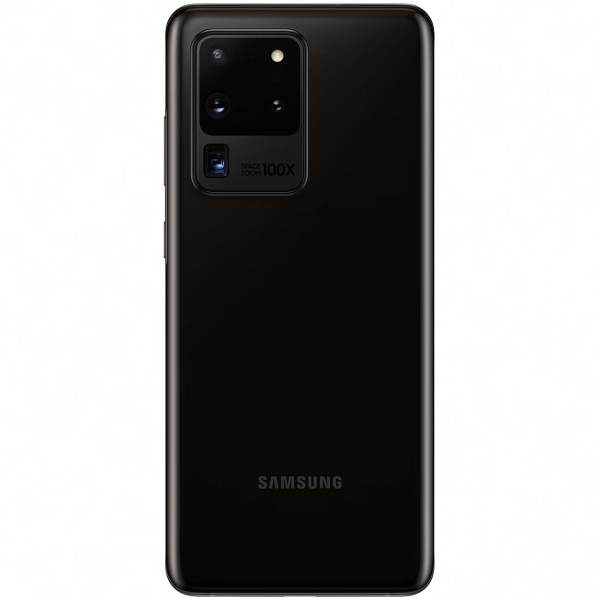 Смартфон Samsung Galaxy S20 Ultra 128Gb Black SM-G988B/DS