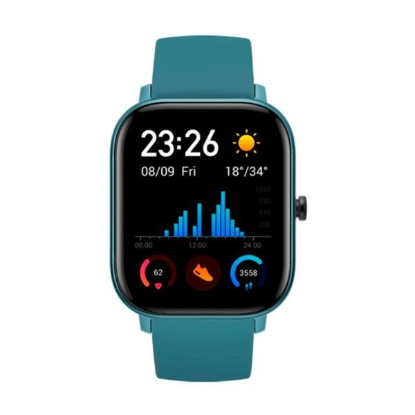 Умные часы Xiaomi AMAZFIT GTS A1914 STEEL BLUE
