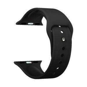 deppa band silicone d 47122 111 300x300 - Ремешок силиконовый Deppa Band Silicone D-47129 для Apple Watch 44мм/ 42мм Черный
