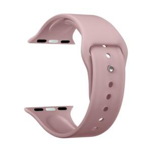 deppa band silicone d 47124 222 300x300 - Ремешок силиконовый Deppa Band Silicone D-47131 для Apple Watch 44мм/ 42мм Розовый