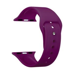 deppa band silicone d 47125 333 300x300 - Ремешок силиконовый Deppa Band Silicone D-47132 для Apple Watch 44мм/ 42мм Бургунди