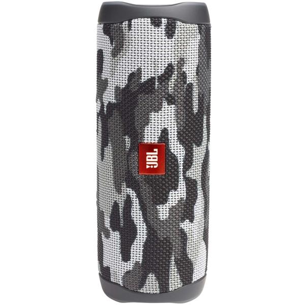 Беспроводная акустика JBL Flip 5 Arctic Camouflage
