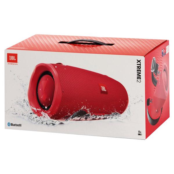 Беспроводная акустика JBL Xtreme 2 Red