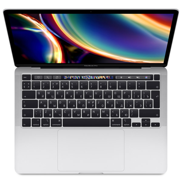 Apple MacBook Pro 13 2020 i5 1.4/8GB/512GB Silver MXK72RU/A