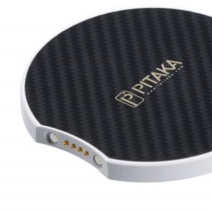 pitaka magez pad c 1 300x300 - Беспроводное зарядное устройство Pitaka MagEZ Pad c кевларовым покрытием