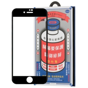 remax medicine glass 01 300x300 - Защитное стекло для iPhone 7 Plus/8 Plus 3D Remax Medicine Glass GL-27 - Черное