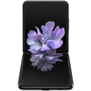 Смартфон Samsung Galaxy Z Flip Black SM-F700F/DS