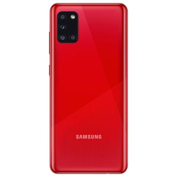 Смартфон Samsung Galaxy A31 128GB Red SM-A315F