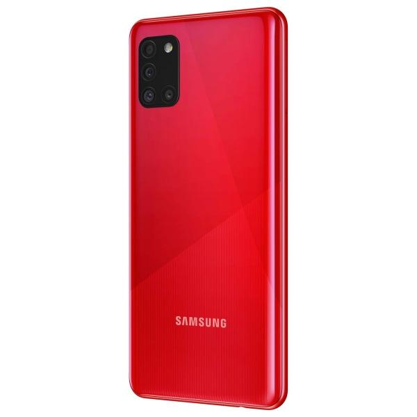 Смартфон Samsung Galaxy A31 64GB Red SM-A315F