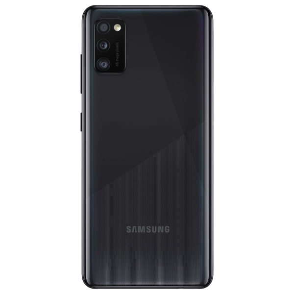 Смартфон Samsung Galaxy A41 64GB Black SM-A415F/DSM