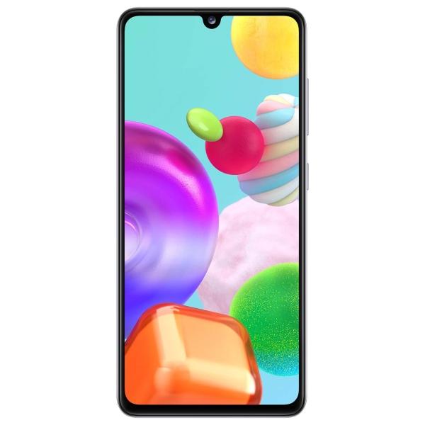Смартфон Samsung Galaxy A41 64GB White SM-A415F/DSM