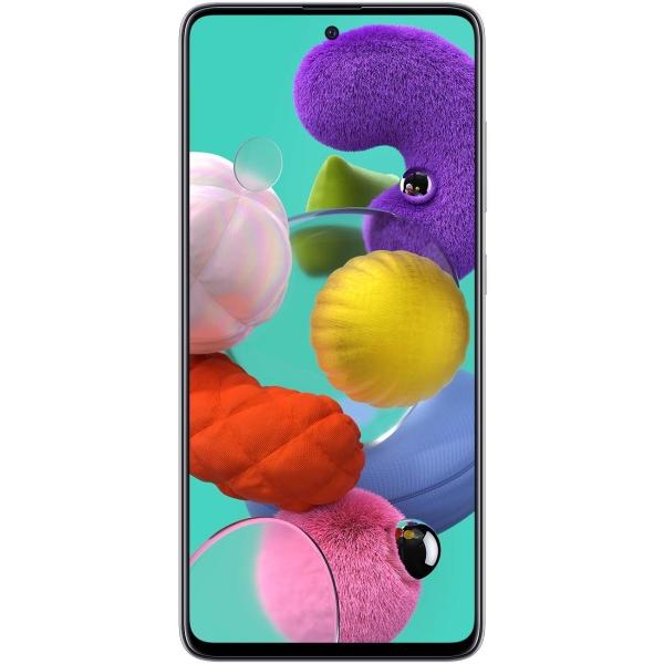 Смартфон Samsung Galaxy A51 64GB White SM-A515F