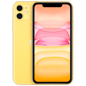 Apple iPhone 11 128GB Yellow A2221