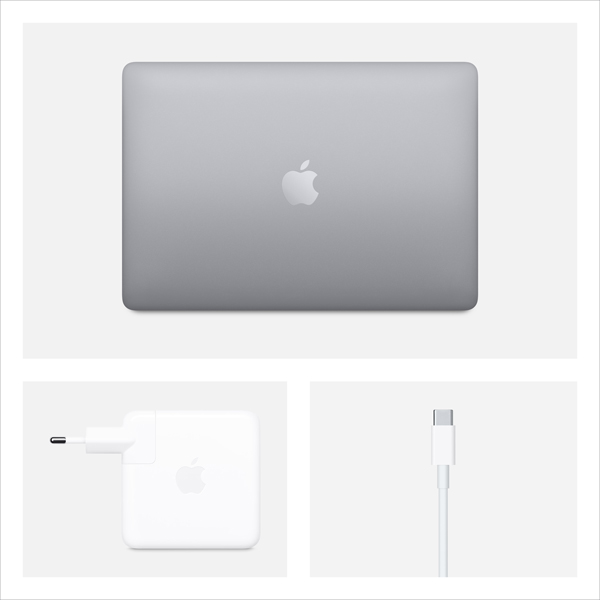 Apple MacBook Pro 13 2020 i5 1.4/8GB/512GB Серый Космос  MXK52RU/A