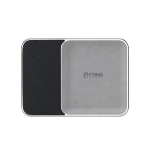 Настольное зарядное устройство Pitaka Air Tray хромированный