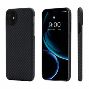 pitaka apple iphone 11 q1 1 300x300 - Кевларовый чехол Pitaka для Apple iPhone 11, черно-серый