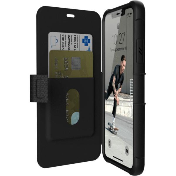 Чехол Uag Metropolis для iPhone 11 Pro черный (Black)