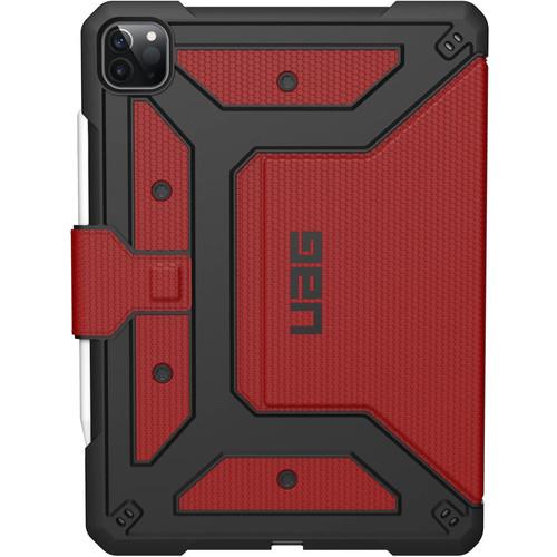Чехол UAG Metropolis для iPad Pro 11 2020 красный (Magma)