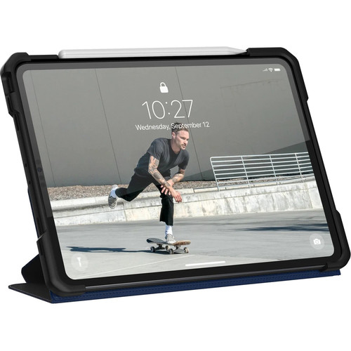 Чехол UAG Metropolis для iPad Pro 12.9  2020 синий (Cobalt)