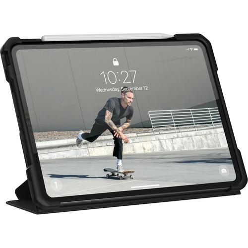 Чехол UAG Metropolis для iPad Pro 12.9 2020 черный (Black)