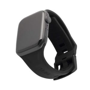uag scout silicone apple watch black 1 300x300 - Ремень силиконовый UAG Scout Silicone для Apple Watch 44/42 чёрный (Black)