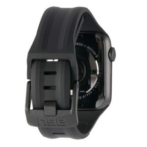 uag scout silicone apple watch black 2 300x300 - Ремень силиконовый UAG Scout Silicone для Apple Watch 44/42 чёрный (Black)