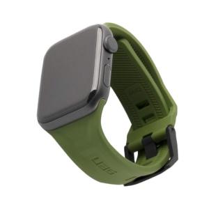 uag scout silicone apple watch olive 1 300x300 - Ремень силиконовый UAG Scout Silicone для Apple Watch 44/42 оливковый (Olive)