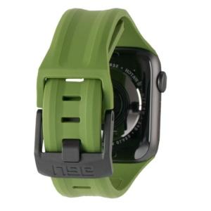 uag scout silicone apple watch olive 2 300x300 - Ремень силиконовый UAG Scout Silicone для Apple Watch 44/42 оливковый (Olive)