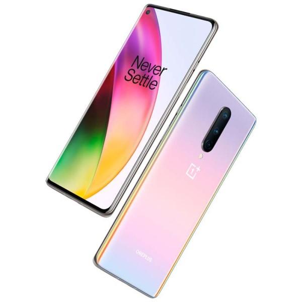 Смартфон OnePlus 8 8/128GB Interstellar Glow