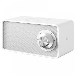 qualitell wireless charging speaker white 1 300x300 - Колонка с поддержкой беспроводной зарядки Qualitell Wireless Charging Speaker White