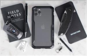 93968588 3468915876458887 7862287447529357312 o 2 300x193 - Чехол Element Case Vapor S бампер для iPhone 11 Pro Max, синий (Blue)