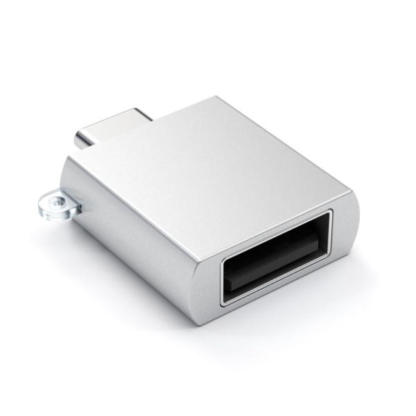 Разветвитель для компьютера Satechi USB Adapter ST-TCUAS (Серебристый)