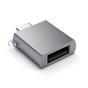 Разветвитель для компьютера Satechi USB Adapter ST-TCUAM (Серебристый)