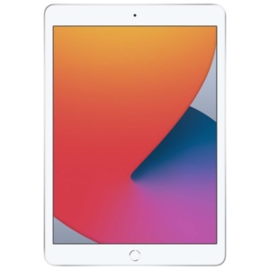 Планшет Apple iPad 10.2 128GB Wi-Fi Silver RU/A