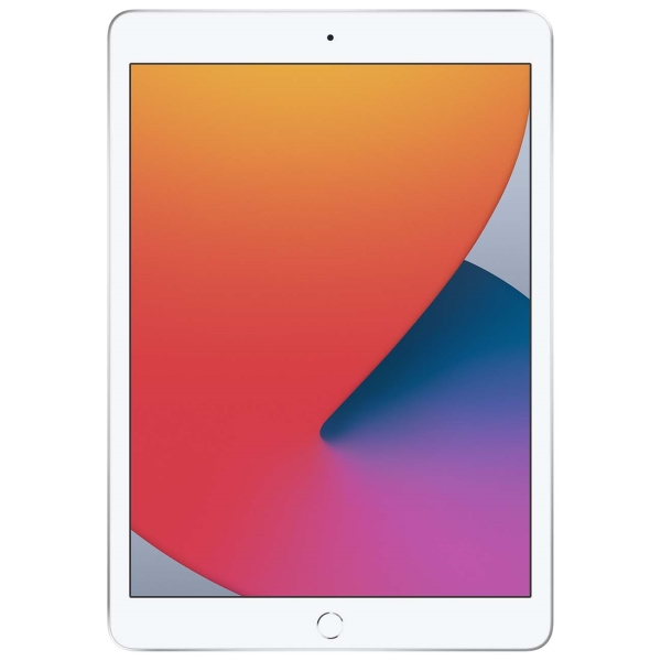 Планшет Apple iPad 10.2 128GB LTE Silver RU/A
