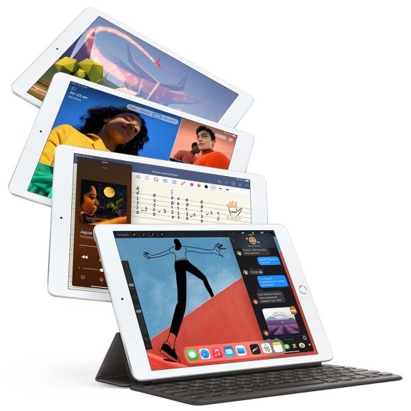 Планшет Apple iPad 10.2 128GB LTE Space Grey