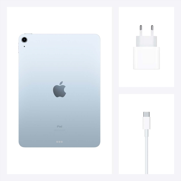 Планшет Apple iPad Air 10.9 64GB Wi-Fi  Sky Blue РСТ